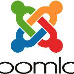 Joomla Logo Vert Color FLAT