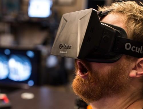 Nvidia se une a la realidad virtual, conozcan el Oculus Rift Virtual-Reality Headset y Vakyrie